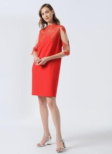 Karahasans Elbise Kırmızı